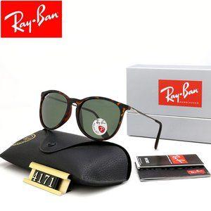 Ray-Ban 4171 Polarized Tortoiseshell 54mm